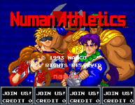 Video Game: Numan Athletics