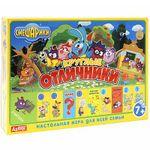 Board Game: Smeshariki: Round Excellent
