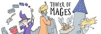 Board Game: Tower of Mages