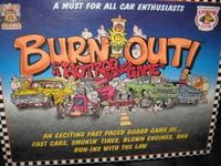 Board Game: Burn Out!