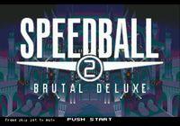 Video Game: Speedball 2: Brutal Deluxe