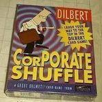 Board Game: Dilbert: Corporate Shuffle
