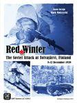 Board Game: Red Winter: The Soviet Attack at Tolvajärvi, Finland – 8-12 December 1939