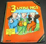 Board Game: The 3 Little Pigs