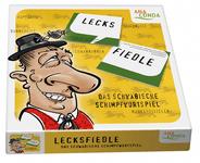 Board Game: Lecksfiedle: Das schwäbische Schimpfwortspiel