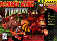 Video Game: Donkey Kong Country
