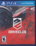 Video Game: DRIVECLUB