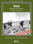 Board Game: Iwo: Bloodbath in the Bonins 19 Feb – 17 Mar 1945