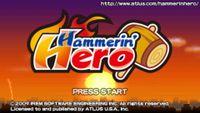 Video Game: Hammerin' Hero