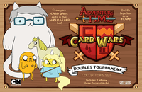 Board Game: Adventure Time Card Wars: Doubles Tournament
