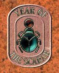 Series: Year of the Scarab