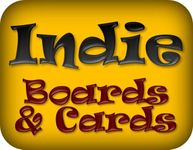 Board Game Publisher: Indie Boards & Cards