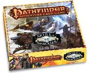 Board Game: Pathfinder Adventure Card Game: Skull & Shackles – Base Set