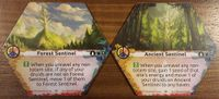 Board Game: Lagoon: Land of Druids – Forest Sentinel / Ancient Sentinel