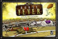 Board Game: Horse Fever