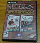 Video Game Compilation: The Settlers: Heritage of Kings – Gold Edition