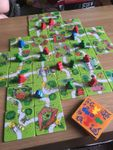 Board Game: My First Carcassonne