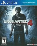 Video Game: Uncharted 4: A Thief's End