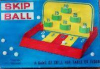 Board Game: Skip Ball