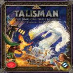 Board Game: Talisman (Revised 4th Edition): The City Expansion