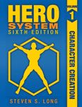 RPG Item: HERO System Sixth Edition, Volume 1: Character Creation