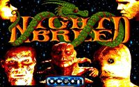 Video Game: Nightbreed: The Action Game