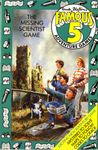 RPG Item: Famous 5 Adventure Game Book 8: The Missing Scientist Game