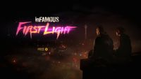 Video Game: inFAMOUS: First Light