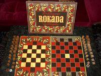 Board Game: Rokada