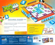 Board Game: Mathable Junior
