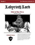 RPG Item: Idol of the Orcs