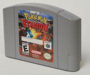 Video Game: Pokémon Stadium
