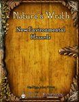 RPG Item: Nature's Wrath: New Environmental Hazards