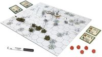 Board Game: World War II: Battle for Moscow, 1941