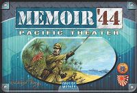 Board Game: Memoir '44: Pacific Theater