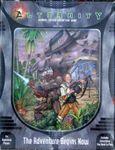 RPG Item: Alternity: The Adventure Begins Now