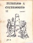 Issue: Alarums & Excursions (Issue 12 - Jun 1976)