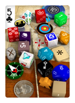 Board Game: Dicecards