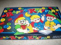 Board Game: Rappe Knapper
