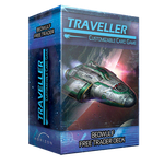 Board Game: Traveller Customizable Card Game: Beowulf Free Trader Deck