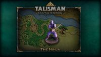 Video Game: Talisman: Digital Edition – The Ninja Character Pack