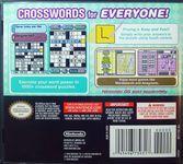 Video Game: CrossworDS