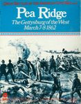 Board Game: Pea Ridge: The Gettysburg of the West March 7-8 1862