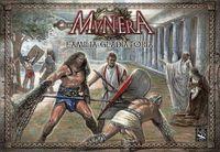 Board Game: MUNERA: Familia Gladiatoria