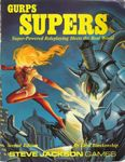 RPG Item: GURPS Supers (Second Edition)