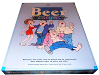 Board Game: The Notorious Beer Game