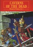 RPG Item: Dungeon Planner Set 1: Caverns of the Dead