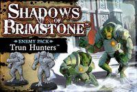 Board Game: Shadows of Brimstone: Trun Hunters Enemy Pack