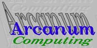 Video Game Publisher: Arcanum Computing