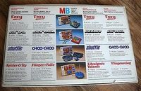 Board Game: Choo-choo